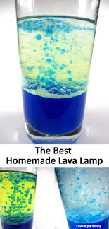 The Best Homemade Lava Lamp