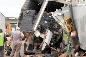 100 Ups Truck Accident UPS Driver Killed 2 Injured In I20 Truck Accident In Newton County