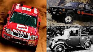 100 Old Nissan Trucks Navara King Of Pickups