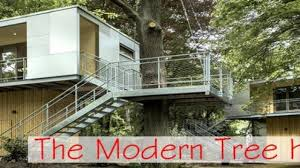 100 Modern Tree House Plans By ArBaumraum In Berlin Germany