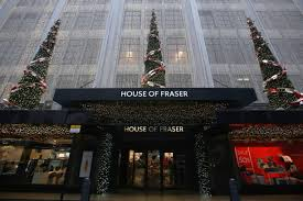 Fraser Christmas Trees Uk by U K Consumer Confidence Hits Four Year Low In Christmas Setback
