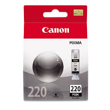 Canon 2945B001 PGI 220 Ink Black