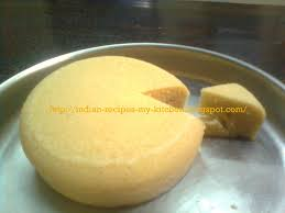 Egg Cake without oven