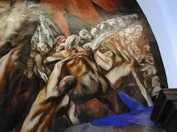 Jose Clemente Orozco Murales by Prometheus Mural