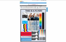 The Online Flyer Design Tool Isnt All That Flashy But Is More Than Capable Of Creating Great Designs