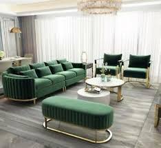 sofas sessel fürs esszimmer aus samt günstig kaufen ebay