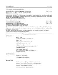Cna Resume For Hospital Templates Clinical Nurse Consultant Sample Template Objective