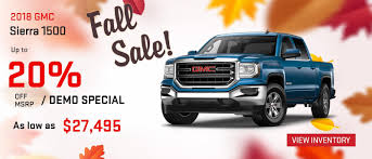 Holman Motors Inc. Is Your Buick And GMC Dealer In Batavia, OH