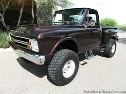 100 4x4 Chevy Trucks For Sale 1968 Chevrolet 34 Ton PickUp For ClassicCarscom CC