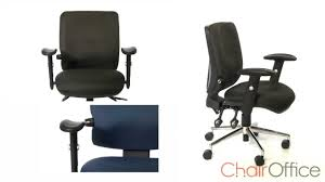 Hercules 500 Lb Office Chair by Hercules Operator Chair From Chairoffice Youtube