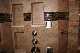 recessed shower bathtub wall niche safety remodeling