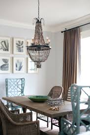 interior philosophy dining rooms regina andrew beaded