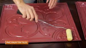 beginner s guide to ceiling tiles by talissa decor youtube