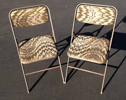 Samsonite Patio Furniture Dealers by Vintage Samsonite Chairs Etsy