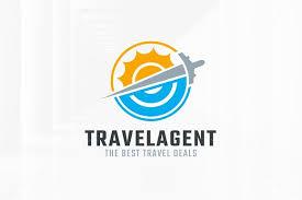 Travel Agent Logo Template