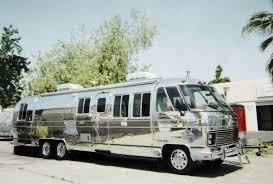 Polished Airstream 345 Motorhome This Is The Perfected Version Of Project We Have