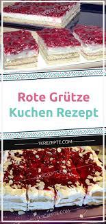 rote grütze kuchen rezept 1k rezepte cake recipes easy
