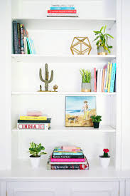 Progress Report: Painted Book Shelves – A Beautiful Mess