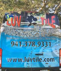 Waterline Pool Tile Designs by Luvtile Home Luvtile Pool Tile