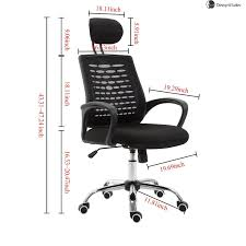 Ergonomic Office Chair Adjustable High-Back Mesh Task Executive ... Best Office Chairs And Home Small Ergonomic Task Chair Black Mesh Executive High Back Ofx Office Top 16 2019 Editors Pick Positiv Plus From Posturite Probably Perfect Cool Support Pics And Gray With Adjustable Volte Amazoncom Flash Fniture Fabric Mulfunction The 7 Of Shop Neutral Posture Eseries Steelcase Leap V2 Purple W Arms