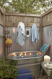 34 Amazing And Inspiring Outdoor Bathroom Ideas | The Restaurant ... Outdoor Bathroom Design Ideas8 Roomy Decorative 23 Garage Enclosure Ideas Home 34 Amazing And Inspiring The Restaurant 25 That Impress And Inspire Digs Bamboo Flooring Unique Best Grey 75 My Inspiration Rustic Pool Designs Hunting Lodge Indoor Themed Diy Wonderful Doors Tent For Rental 55 Beautiful Designbump Ide Deco Wc Inspir Decoration Moderne Beau New 35 Your Plus
