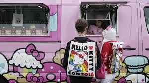 Hello Kitty Cafe Pop-Up To Open At Irvine Spectrum | KTLA Hello Kitty Food Truck Toy 300hkd Youtube Hello Kitty Cafe Popup Coming To Fashion Valley Eater San Diego Returns To Irvine Spectrum May 23 2015 Eat With Truck Miami Menu Junkie Pinterest The Has Arrived In Seattle Refined Samantha Chic One At The A Dodge Ram On I5 Towing A Ice Cream Truck Twitter Good Morning Dc Bethesda Returns Central Florida Orlando Sentinel