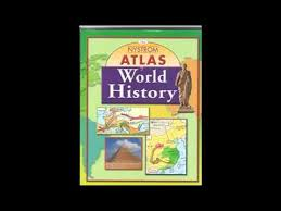 Nystrom Desk Atlas 2014 by The Nystrom Atlas Of World History Youtube