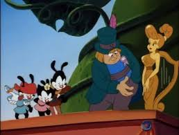 Animaniacs Hooked On A Ceiling Episode by Animaniacs Season 1 Episode 51 The Warners And The Beanstalk