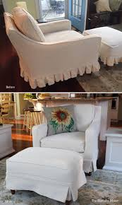 Couch Chair And Ottoman Covers by New Slipcovers For Thomasville Furniture The Slipcover Maker