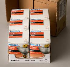 philips 60 watt par 30 flood halogen bulb new ebay