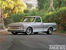 1968 Chevy C10...Brought To You By #House Of #Insurance ...