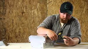 Nutone Bathroom Fan Replace Light Bulb by How To Wire A Ventilation Fan U0026 Light Ceiling Fan Maintenance