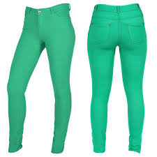 new womens ladies jeggings pents plus size super stretch girls