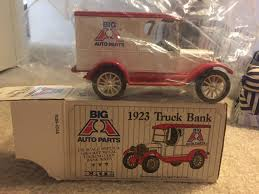 1923 Big A Auto Parts Chevy Panel Truck Bank Limited Edition 1/25 ...