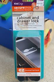 Child Proof Locks For Lazy Susan Cabinets little sproutings baby proofing my sprout