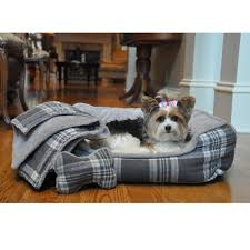 Harry Barker Dog Bed by Plaid Dog Bed Promotion Shop For Promotional Plaid Dog Bed On Dog