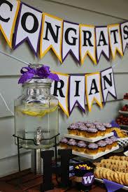 Graduation Decorations 2015 Diy by Best 25 Grad Parties Ideas On Pinterest Trunk Party Ideas
