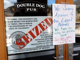 Confirmed Halloween Candy Tampering by Tax Man Puts Local Pub In The Dog House Postindependent Com