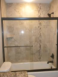 Bathtub Doors Oil Rubbed Bronze by Tub Shower Combos Don U0027t Have To Lack Style The Tub To Ceiling