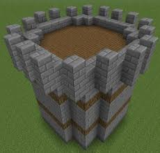 Minecraft Circle Floor Designs by Medieval Building Style Minecraft Guides