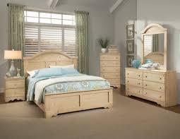 Light Colored Wood Dresser Bedroom Furniture Sets Pine Design