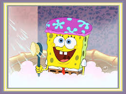Spongebob Squarepants Bathroom Decor by Funny Spongebob Wallpaper Wallpapersafari