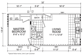 14x40 Cabin Floor Plans by New Factory Direct Mobile Homes For Sale From 18 900