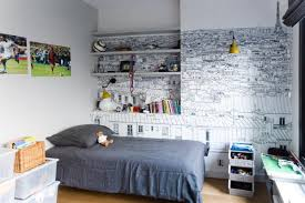 papier peint chambre ado nouveau départ pour un appartement parisien galerie photos d