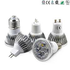 high power cree led light bulbs e27 b22 mr16 9w 12w 15w dimmable