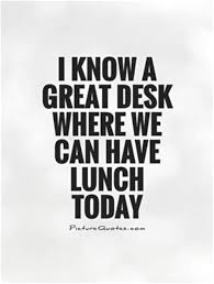 Nice Lunch Time Quotes