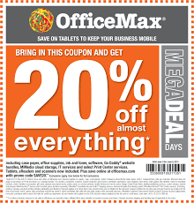 Pinned June 3rd: 20% Off At OfficeMax, Or Online Via Promo ...