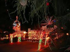 Christmas Tree Lane Modesto Ca by Christmas Tree Lane Old Fig Garden Http Www Oldfig Org About