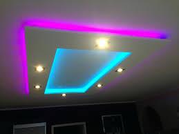 eclairage led chambre design d int rieur lumiere led plafond plafonnier chambre design con
