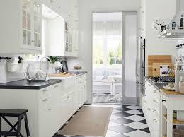 Ikea Kitchen Ideas Pinterest by Best 25 Ikea Galley Kitchen Ideas On Pinterest Lavender Kitchen